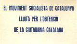 Moviment Socialista de Catalunya